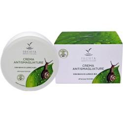 Anti-strech mark cream with organic snail slime