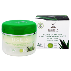 Cleansing Aloe Moisturizing Facial Scrub