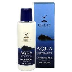 Sea salt body lotion