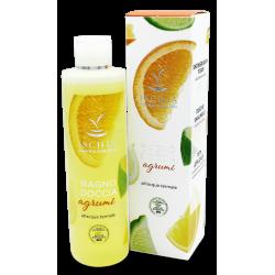 Citrus shower/bath-foam
